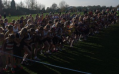WMYACCL - West Midland Young Athletes Cross Country League Sponsored by Sportswear Deals